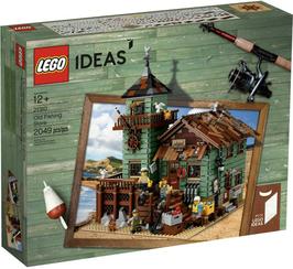 Lego 21310 - Fisherman House - Casa del Pescatore