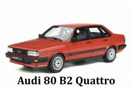 AUDI 80 (B2) QUATTRO