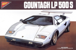 Lamborghini Countach LP 500S - Nichino