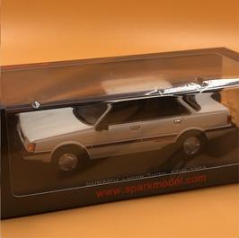 Subaru Leone Turbo 4WD (1984)