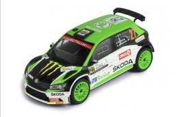 Skoda Fabia R5 EVO - O.Solberg - Rally Monza (2020) 1/43