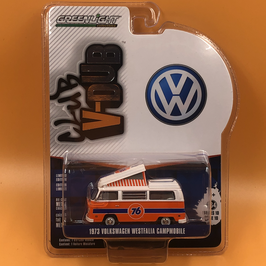 VOLKSWAGEN T2 WESTFALIA '73 - CAMPERMOBILE