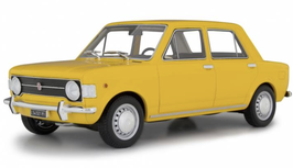 FIAT 128 BERLINA (1969) - Giallo