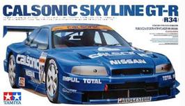 Nissan Skyline (R34) - Calsonic - Tamiya 24219