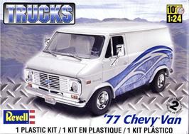 Chevrolet Van (1977) - Revell 85-7221