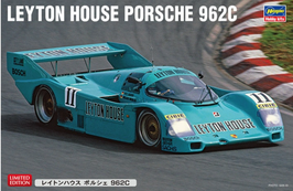 Porsche 962 Gruppo C Leyton House - Hasegawa 20411