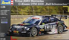 Mercedes C Klasse DTM 2009 - Trilux - Ralf Schumacher - Revell 62471