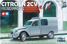 Citroen 2CV Fourgonnette (1988) - Ebbro 25001