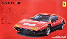 Ferrari 365 GT4 BB - Fujimi RS 115
