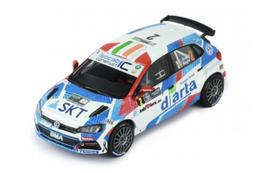 Volkswagen Polo R5 - C.Breen - Winner Rally Ypres (2020) 1/43