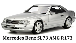 MERCEDES SL73 AMG (R129)
