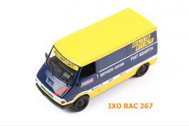 Fiat 242 E - Rally Assistenza Olio Fiat - 1976 WRC