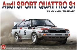Audi Sport Quattro S1 - Olympus 1986 - Nunu 24023