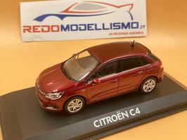 CITROEN C4 (2010) - ROSSO