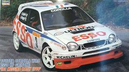 Toyota Corolla WRC Rally Mesina (1998) - Esso Ultron - Hasegawa 20201