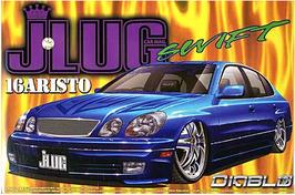 Toyota Aristo J-Lug 16 Mega Rim (1998) - Aoshima 049945