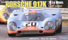 Porsche 917K 24h Le Mans 1970 - Gulf - Fujimi 126135
