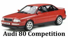 AUDI 80 (B4) QUATTRO COMPETITION