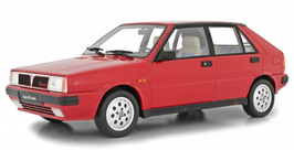LANCIA DELTA 1.6 HF (1986) - Rosso