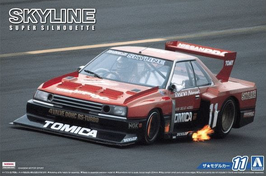 Nissan Skyline Super Silhouette - Aoshima 051627