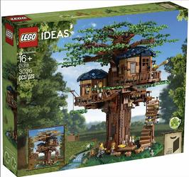 Lego 21318 - Treehouse - Casa sull'Albero