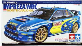 Subaru Imprez WRC - Rallye Montecarlo (2005) - Tamiya 24281