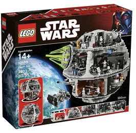 Lego 10188 - Star Wars Death Star (Morte Nera)