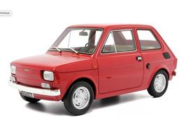 FIAT 126 (1972) - RED - LAUDORACING COD. LM103C