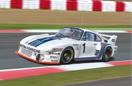 Porsche 935 Baby - Martini - Italeri 3639