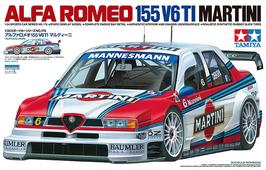 Alfa Romeo 155 V6 ti MARTINI - Tamiya 24176