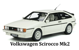 VOLKSWAGEN SCIROCCO MK2 SCALA