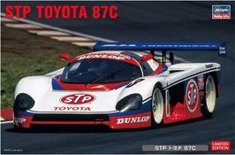 Toyota 87C Gr.C FUJI 1988 - STP - Hasegawa 20351