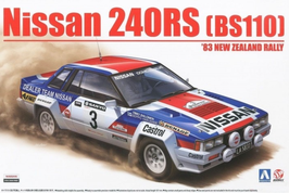 Nissan 240 RS Gr.B Rally New Zealand - Aoshima Beemax 24008