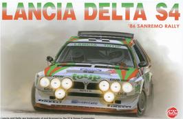 Lancia Delta S4 Gr.B - Sanremo 1986 - Totip - Nunu 24005