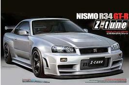 Nissan Skyline R344 Nismo GT-R Z Tune (2005) - Tamiya 24282