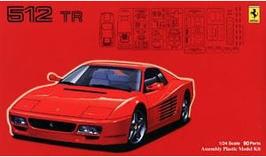 Ferrari 512 tr (1991) - Fujimi 125909