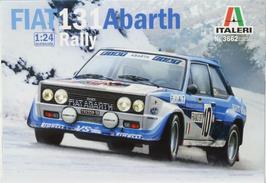 Fiat 131 Abarth Gr.4 - Rally Montecarlo 1980 - Italeri 3662