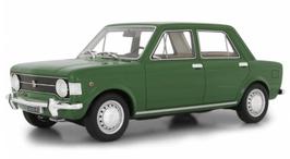 FIAT 128 BERLINA (1969) - VERDE - LAUDORACING 1/18