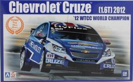 Chevrolet Cruze S2000 WTCC 2012 - R.M.L. - Aoshima Beemax B24003