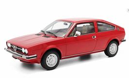 ALFA ROMEO ALFASUD SPRINT 1300 (1976) - ROSSO - LAUDORACING 1/18