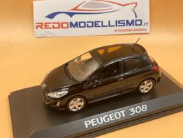PEUGEOT 308 (2007) - NERO