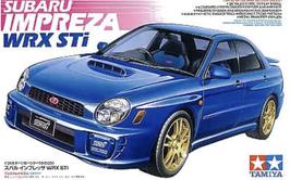 Subaru Impreza WRX Sti (2001) - Tamiya 24231