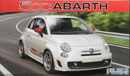 Abarth 500 (2008) - Fujimi 123721
