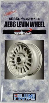 CERCHI AE86 LEVIN Wheel - Fujimi n°62