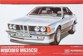 BMW M635 CSi (1982) - Academy CA088