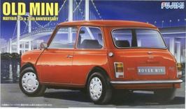 Rover Mini Mayfair 1.3i (1993) - Fujimi RS 96