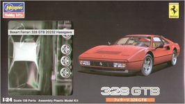 Ferrari 328 GTB (1985) - Hasegawa 20232