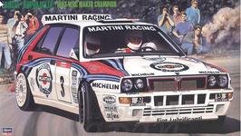 Lancia Delta HF Integrale Evoluzione - WRC Champion 1992 - Martini - Hasegawa 25015