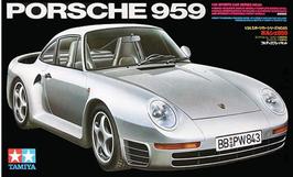 Porsche 959 Turbo (1986) - Tamiya 24065