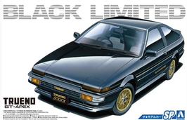 Toyota Sprinter Trueno AE86 GT-APEX  (1986) - Aoshima 054819